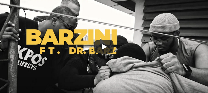 Barzini ft Dr Barz – Rugged You (Official Video)